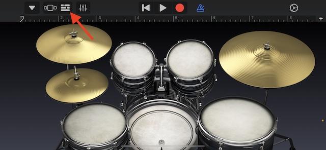 Choose drum