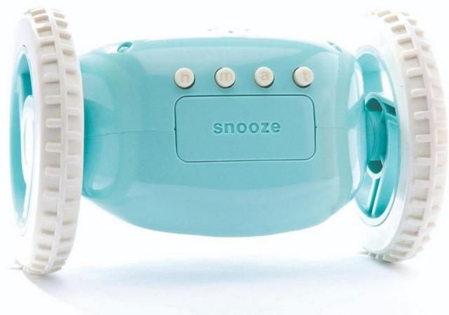 Clocky alarm clock 1