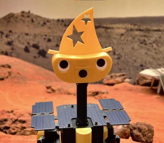 ExoMy DIY mars rover 1