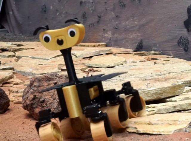 ExoMy DIY mars rover 2