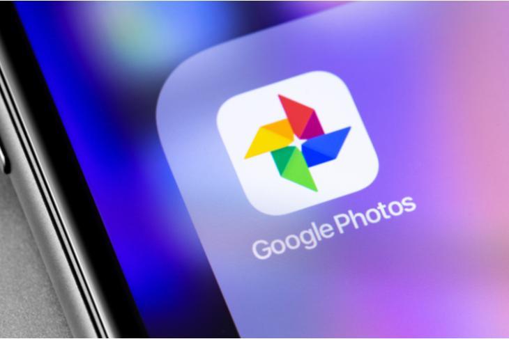 Google photos AI feature feat.