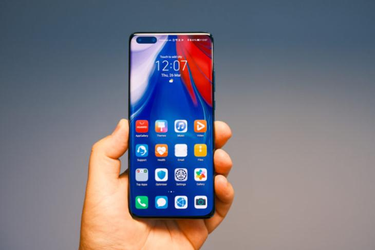 Huawei HarmonyOS 2.0 beta for mobiles