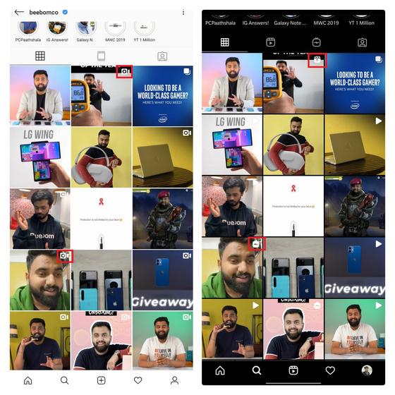 Instagram lite videos
