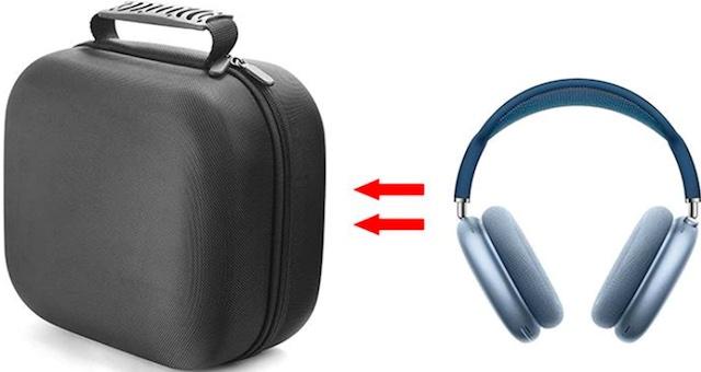 Laudtec Headphone Case for Airpods Max