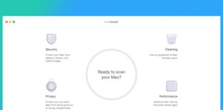 MacKeeper 5- Clean, Tune Up, and Protect Your Mac
