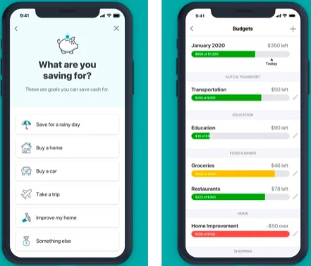 Mint- Personal Finance & Money