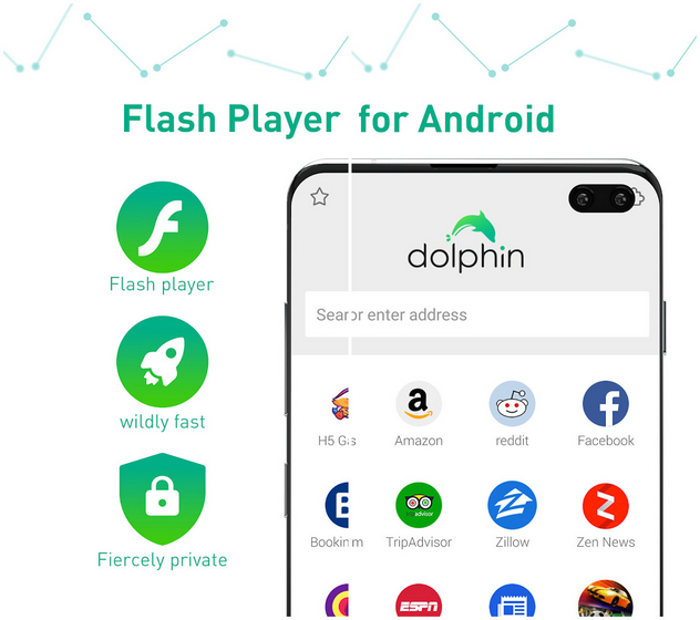 Most Dangerous Android Apps Dolphin Browser