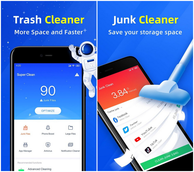 Super Clean - Master of Cleaner اندروید