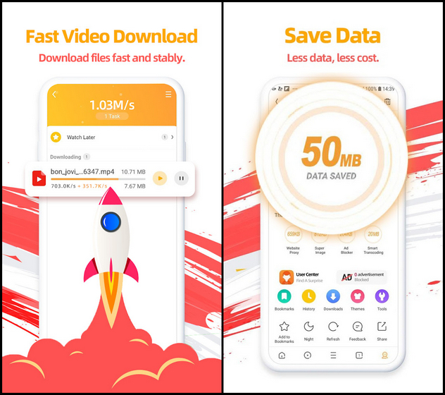 Most Dangerous Android Apps UC Browser