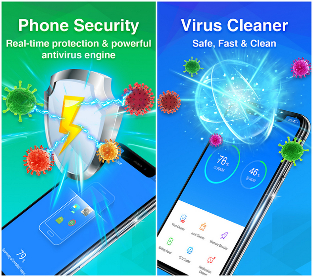 Most Dangerous Android Apps Virus Cleaner