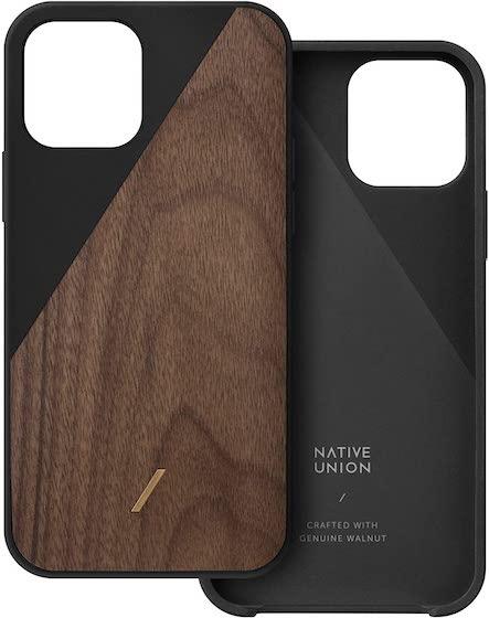 Native Union Clic Wooden Case