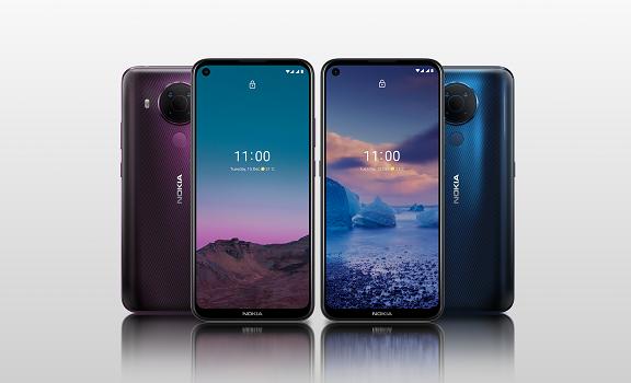 Nokia 5.4_LineUp