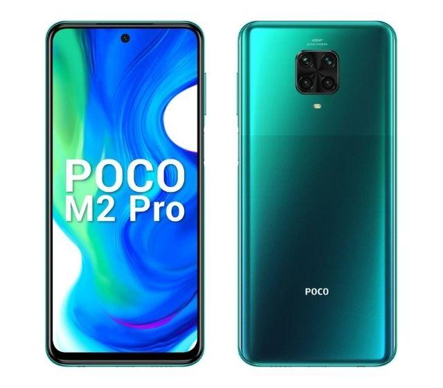 Poco M2 Pro - all-rounder