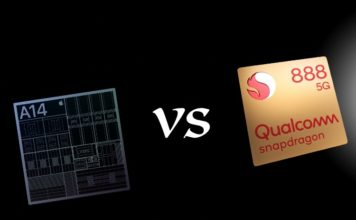Snapdragon 888 vs A14 Bionic- The Silicon Battle