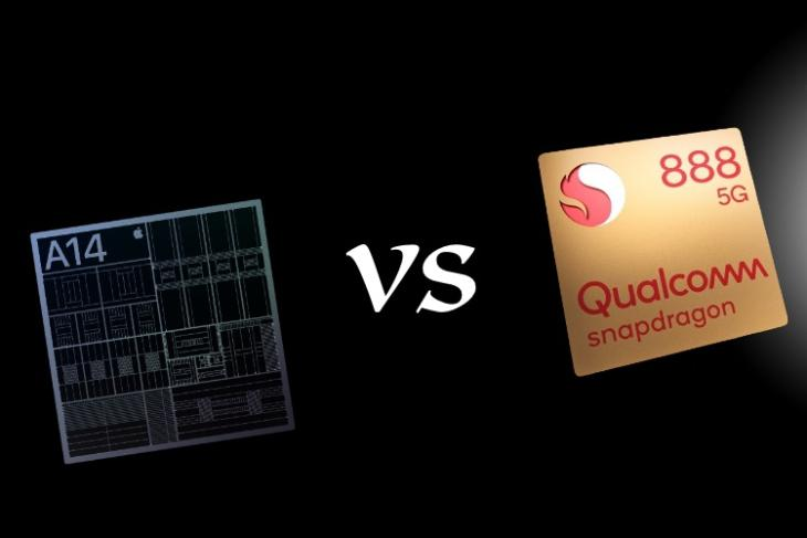 Snapdragon 888 vs A14 Bionic- The Silicon Battle