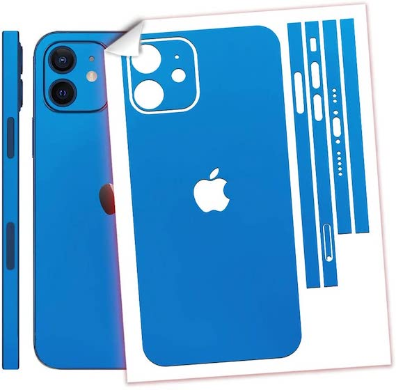 SopiGuard Sticker Skin for iPhone 12