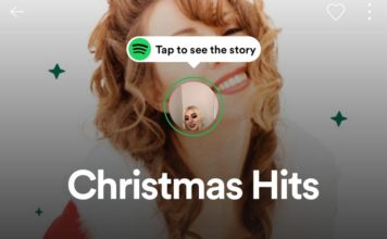 Spotify is Testing Stories for Playlists
