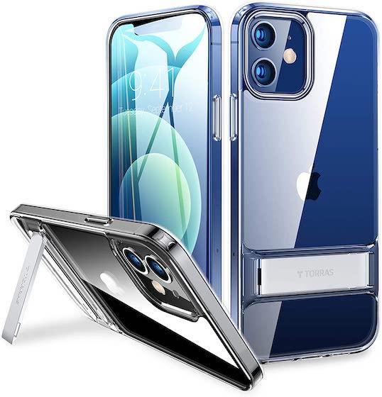 TORRAS Designed for iPhone 12 Mini Case 5.4 Inch