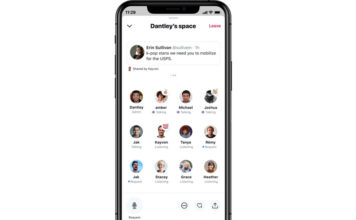 Twitter Launches Audio Chatroom 'Spaces' in Private Beta on iOS