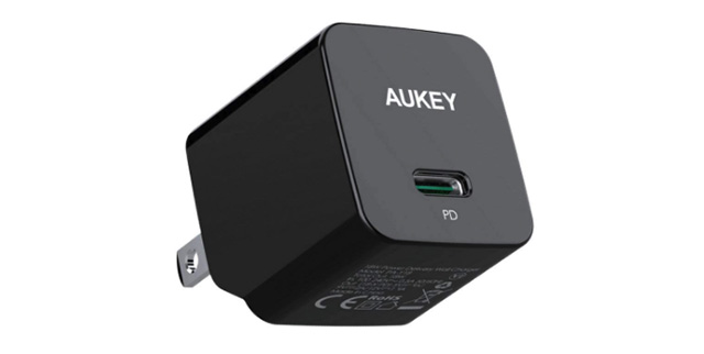 aukey usb c charger