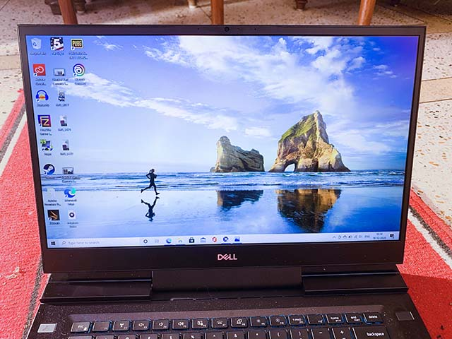 dell g7 15 display