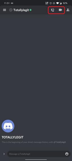 discord mobile screensharing setup