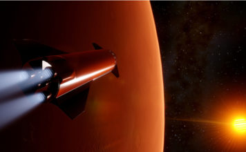 elon musk says humans will land on mars feat.