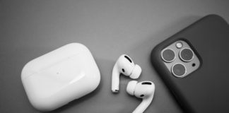 enable noise cancellation with single airpod