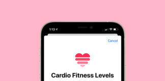 how to set up cardio fitness iphone apple watch featured