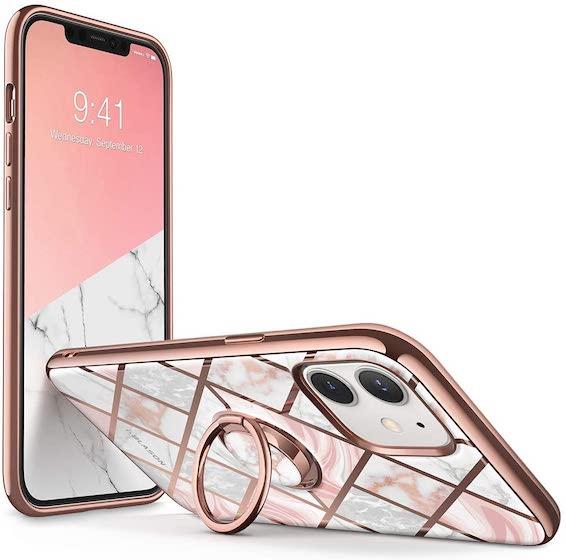 i-Blason Cosmo Snap Case Designed for iPhone 12 Mini 5.4 Inch