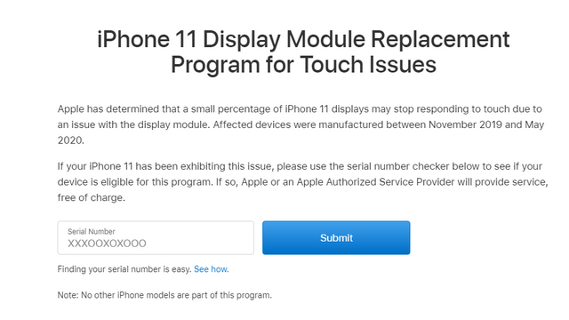 iphone 11 serial number checker