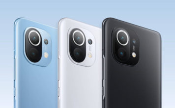 mi 11 and mi 11 pro launched