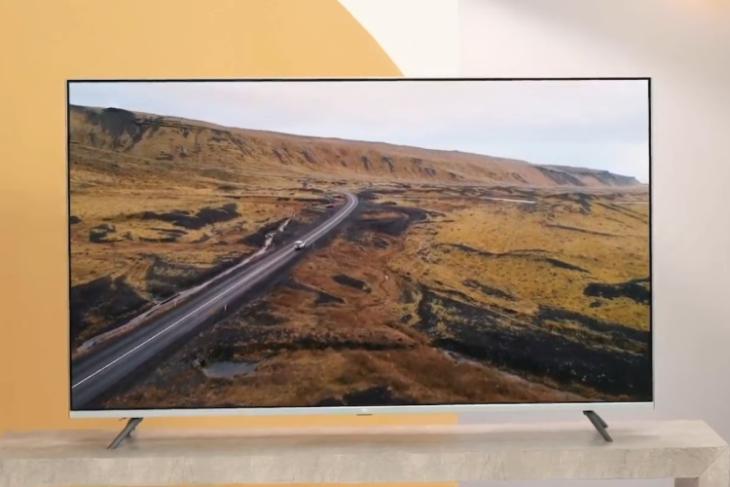 Xiaomi - mi QLED TV 4K launched india