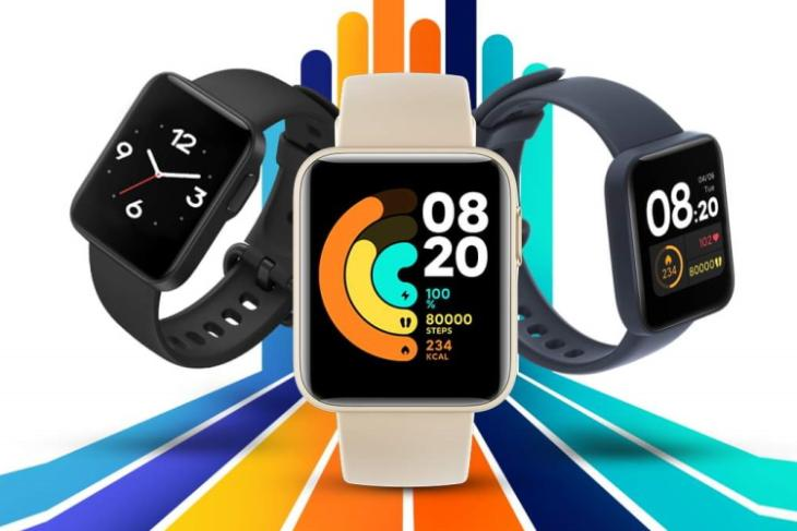 redmi watch india launch / mi watch lite launched 2