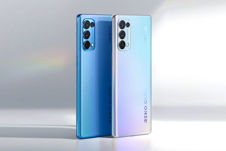 Oppo Reno5 5G and Reno5 Pro 5G Launched, Specifications and Price