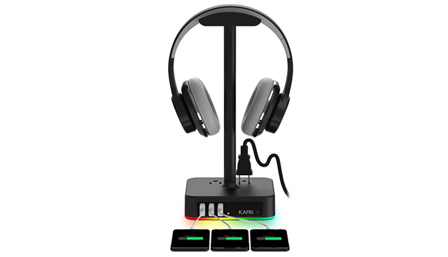 rgb headphone stand airpods max