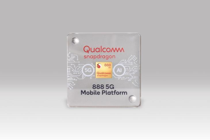 snapdragon 888 5G platform