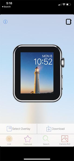 watch faces app