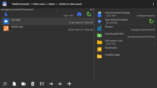 Загрузка APK-файлов Android на Fire TV Stick (2021 г.)