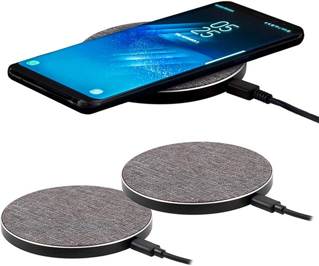 Philips 10W Fabric Wireless Charger