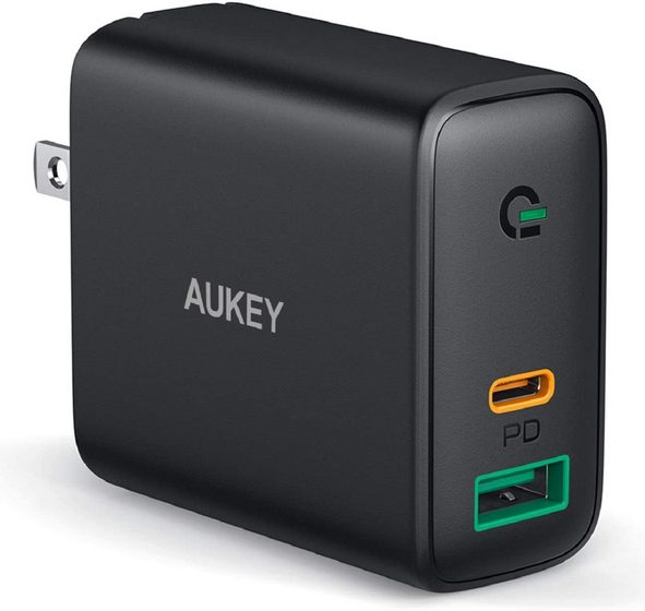 AUKEY Focus 30W Fast Charger for galaxy s 21