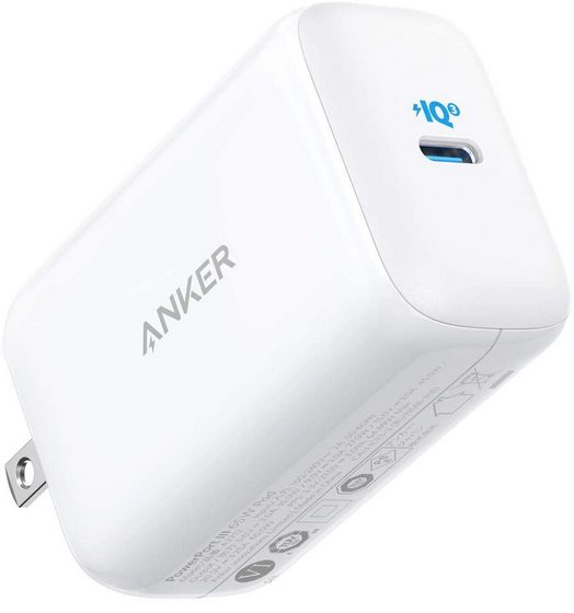 Anker 65W PIQ 3.0 PPS Fast Charger for galaxy s21 plus