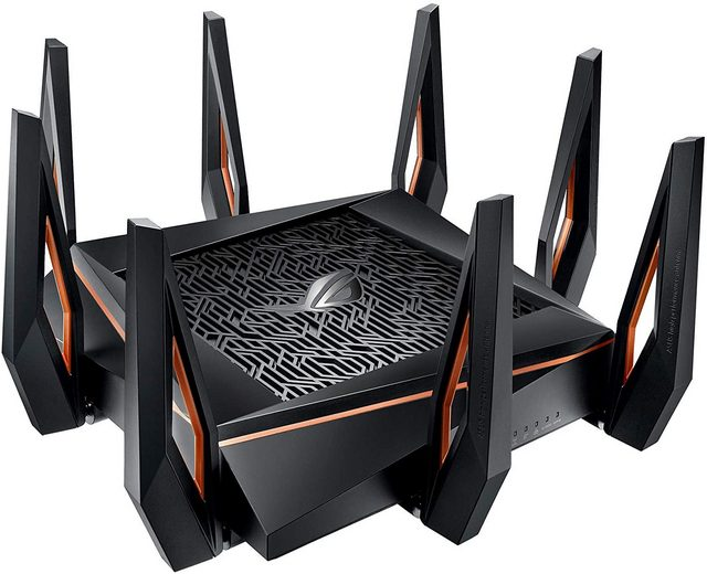 Asus ROG Rapture GT-AX11000 best Wi-Fi 6 (802.11ax) gaming router