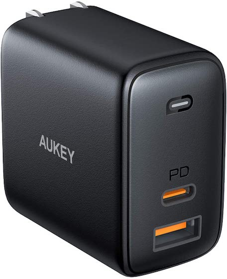 AUKEY Omnia 65W 2-Port Fast Charger