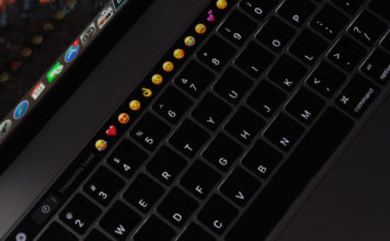 Apple patent reconfigurable keyboard macbook