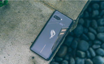 Asus ROG phone 5 image leaked article