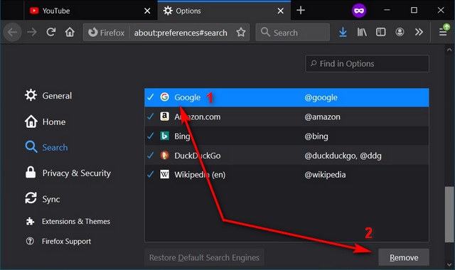 How to Change Default Search Engine in Firefox on Windows, Mac, Android, iOS