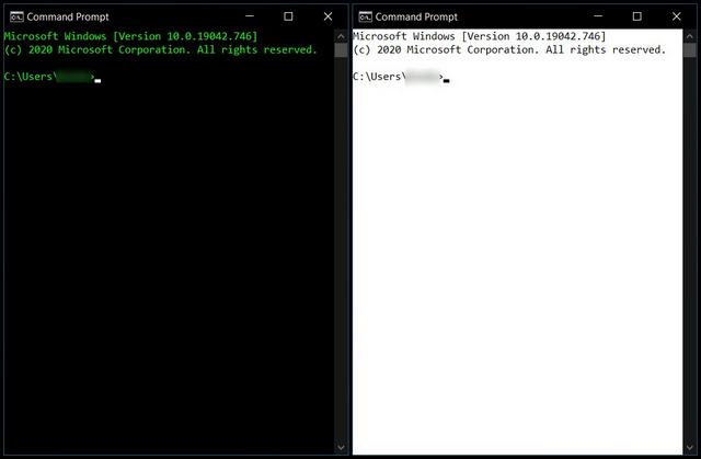How to Customize Command Prompt Color and Font in Windows 10