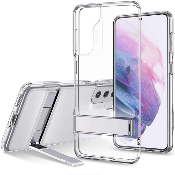 ESR Metal Kickstand Clear Case