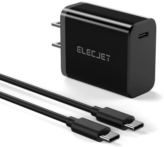 Elecjet 25W USB C Charger